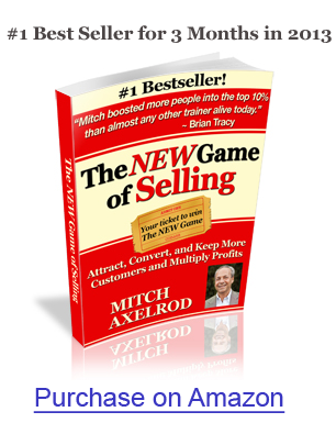 The NEW Game of Selling Book